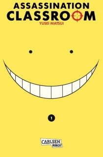 Assassination Classroom, Bd.1
