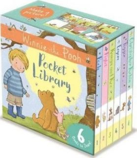 Winnie-the-Pooh Pocket Library 092