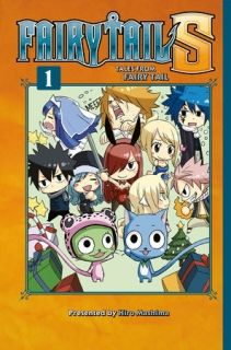 Fairy Tail S Volume 1