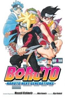 Boruto Naruto Next Generations, Vol. 3