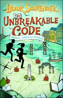The Book Scavenger 2 The Unbreakable Code