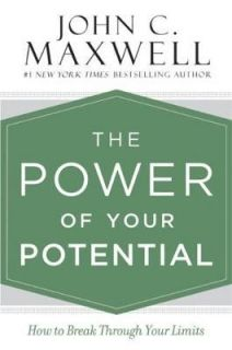 The Power of Your Potential How to Break Through Your Limits