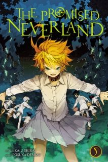 The Promised Neverland, Vol. 5 Escape
