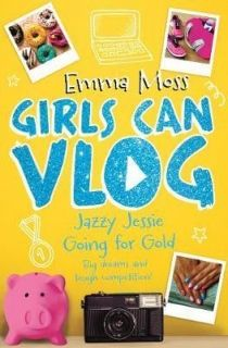 Girls Can Vlog Jazzy Jessie: Going for Gold