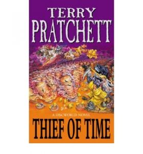 THIEF OF TIME: Discworld Novels