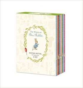 The Peter Rabbit Library 10 Books Collection Gift Set