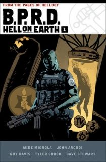 B.P.R.D. Hell on Earth Volume 1
