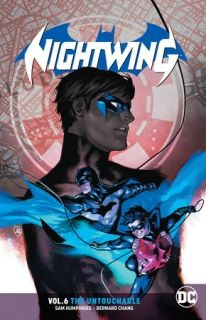 Nightwing Vol. 6 The Untouchable