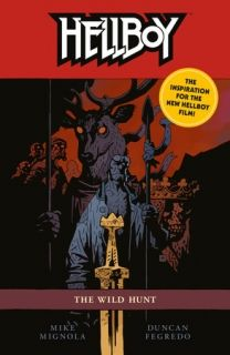 Hellboy The Wild Hunt (2nd Edition)