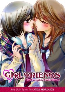 Girl Friends The Complete Collection 2