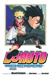 Boruto, Vol. 4 Naruto Next Generations
