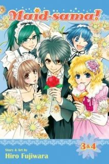 Maid-sama (2-in-1 Edition) Volume 2
