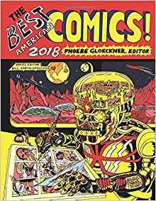 The Best American Comics 2018