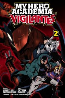 My Hero Academia Vigilantes, Vol. 2