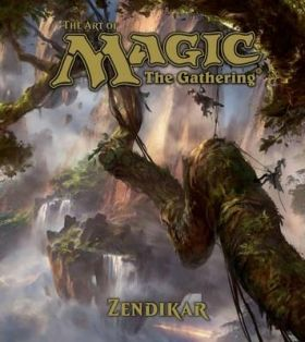 The Art of Magic The Gathering – Zendikar