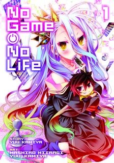 No Game, No Life Vol. 1 (Manga Edition)