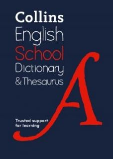 English School Dictionary and Thesaurus