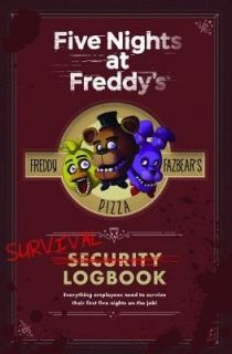Five Nights at Freddy`s Survival Logbook
