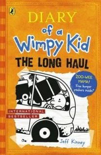 Diary of a Wimpy Kid 9 Long Haul 4224