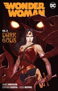 Wonder Woman Vol. 8 The Dark Gods