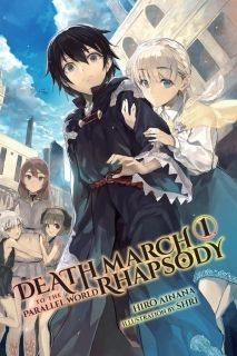 Death March to the Parallel World Rhapsody Light Novel, Vol. 1