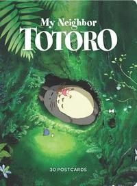 My Neighbour Totoro 30 Postcards