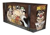 One Piece Box Set 1: East Blue and Baroque Works (Volumes 1-23 with Premium)