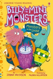 Billy and the Mini Monsters 2– Monsters on the Loose