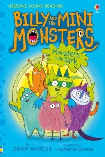Billy and the Mini Monsters 1– Monsters in the Dark
