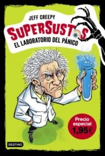 Supersustos. El laboratorio del panico