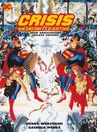 Crisis on Infinite Earths 35th Anniversary Deluxe Edition