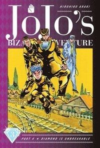 JoJo`s Bizarre Adventure Part 4-Diamond Is Unbreakable, Vol. 3