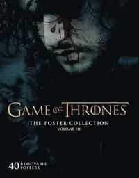 Game of Thrones The Poster Collection, Volume III