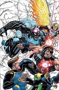 Venom and X-Men Poison-X