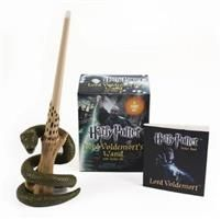 Harry Potter Voldemort`s Wand with Sticker Kit