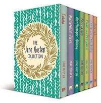 The Jane Austen Collection: Six Book Boxset plus Journal