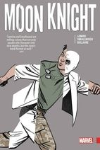 Moon Knight by Lemire and Smallwood